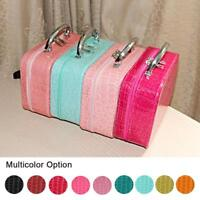 Fashion Organizer Large Travel Toiletry Cosmetic Bag Makeup Storage Case Box BG