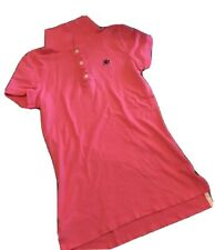 Aeropostale Girl's Pink Polo Shirt Top size S NWT Orig.$29