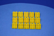 LEGO 15 x Winkel 90° 1x2 Winkelplatte gelb   yellow angle plate 44728 4277925
