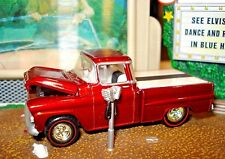 1958 CHEVY APACHE PICKUP TRUCK LIMITED EDITION 1/64 HW TOP OF THE LINE COOL!
