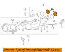 GM OEM Headlight Head Light Lamp-Access Cover 20838703