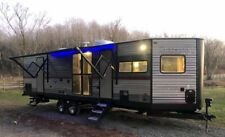 Stunning luxuary cherokee travel trailer Rv camper salvage fixed 100%