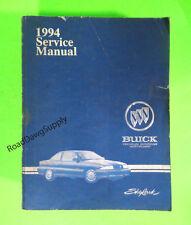 Repair manuals literature for buick skylark ebay free shipping make buick 1994 buick skylark service shop repair manual book fandeluxe Images