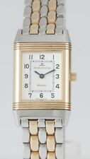 Jaeger-LeCoultre Reverso Lady Steel and 18k Yellow Gold 260.5.86