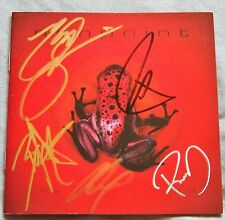Nonpoint The Poison Red CD Signed by Entire Band Elias Soriano Rob Rivera Auto