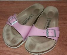 Birkenstock 36/3 baby Pink Sandal