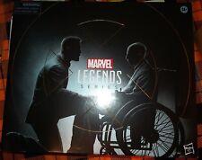 "HASBRO Marvel Legends SDCC 2020 X-Men Logan Charles Xavier 6"" Figure 2-Pack NIB"