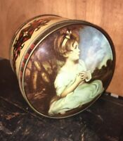 The Age of Innocence Tin Made In Great Britain