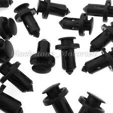 50pcs Bumper Cover Clip Engine Splash Shield Retainer Fits For Nissan For Subaru