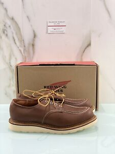 Red Wing Oxford Mahogany In Pelle Marrone Stringata Uomo Red Wing 44