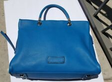 MARC BY MARC JACOBS TOO HOT TO HANDLE LARGE TOTE PURSE SHOULDER BAG LEATHER