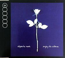 CD MAXI SINGLE DEPECHE MODE ENJOY THE SILENCE (NUMBER 24) COLLECTOR RARE 2004