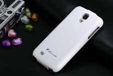 Flip/Folder Leather Case Cover For Samsung Galaxy S4 ,WHITE COLOR . USA SELLER .