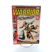 Warrior Magazine #1 First Appearance of V for Vendetta VHTF Rare March 1982