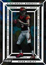 #79 RYAN FINLEY 2019 Panini Player of the Day FOIL SP RC BENGALS