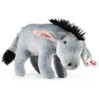 STEIFF Limited Edition EEYORE mohair Blue 22cm Winnie the Pooh EAN 354960 New