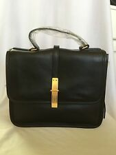 NWT Marc by Marc Jacob Black Blizzness Top Handle Satchel