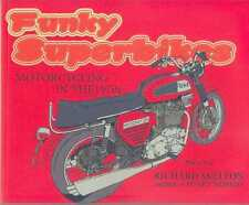 Funky Superbikes Bookazine - (Motorcycling In The 1970's) Part One - New Copy