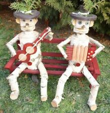 Holzfiguren Für Den Garten Günstig Kaufen Ebay