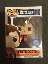 FUNKO POP! Doctor Who #234: Space Suit Tenth doctor. NYCC Limited edition
