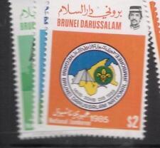 Brunei Scouts SG 368-70 MNH (7dfh)