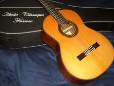 FROM FRANCE, MODEL 145 J. MARCARIO CONCERT CLASSICAL GUITAR, BEAUTIFUL