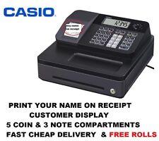 Petite caisse enregistreuse pour imprimer votre nom, adresse à la réception-free box 20 rouleaux