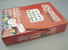 RARE Catalog of Re-ment dollhouse miniatures with sushi bucket figure