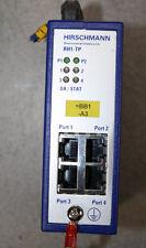 Hirschmann Rail Hub RH1-TP rail industry Switch Ethernet Switch