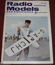 Radio Controlled Models 1974 May RCME