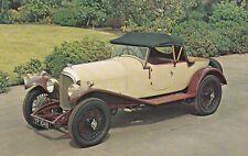 Carte postale postcard 9x14cm AUTOMOBILE VOITURE CAR BENTLEY SPEED MODEL 1926