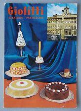 Giolitti Gelateria Pasticceria Roma Postcard (P227)