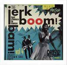 LP -♫ JERK BOOM! BAM! # 4 ♫ - 60s GREASY RHYTHM'N'SOUL DANCE FLOOR FILLERS!!!!