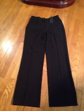 NWT Women's Not Your Daughters Black Dress Trousers Size 10