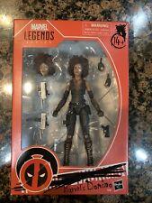 Marvel Legends Domino Deadpool 2 Movie 6-Inch Figure Brand New!