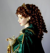 Rare Franklin Mint Doll - Shauna - Princess of Blarney Castle