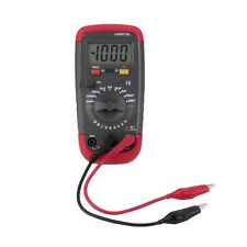 1 Pc UA6013L Auto Range Digital LCD Capacitor Capacitance Test Meter Multimeter