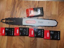 "20"" Oregon 200VXLHD009 chainsaw bar 5 chain combo for 371,372,385,395,576 3120 +"