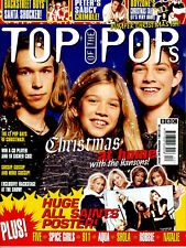 Top of The Pops 2002 A1 Gareth Gates Claire Steps Paul S Club 7