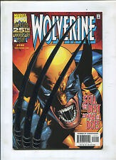 WOLVERINE #145 (8.5) SILVER CLAWS