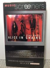 "ALICE IN CHAINS ""I Stay Away"" MUSIC SCREENERS 3.5"" Computer Diskette 1995 RARE"