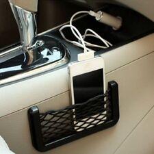 NEW Yastarsz UNIVERSAL CAR STORAGE POCKET Cargo Net TECH / PHONE ACCESSORY Black