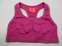 CHAMPION Women's Size S Yoga Running Supportive Workout Pink Sports Bra
