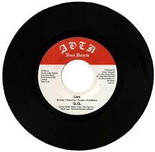 "G.q. ""mentiras"" impresionante años 80 profundo discoteca Clásico"