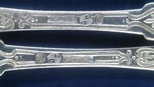 "1 KIRK KING STERLING SILVER OVAL SOUP SPOON 7 1/4"" BIDDING ON 1 ASSEY MARK  C"