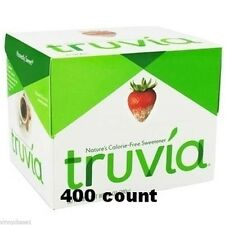 Truvia Nature's Calorie Free Erythritol Sweetener 400 Packs - 42.3 oz-