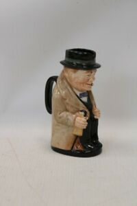 "Vintage ROYAL DOULTON ""Winston Churchill"" Toby Jug - P31"