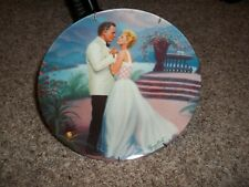 """Knowles 1987 South Pacific Collectible Plate """"Some Enchanted Evening"""" 1St Ed."""