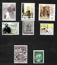 Vatican .....  Postally used stamps .........  2265