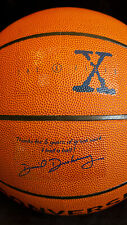 *RARE* 🔥The X-Files ProductionCrew Gift Basketball From David Duchovny 🔥